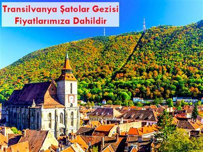 Transilvanya & Bükreş &Bulgaristan Turu