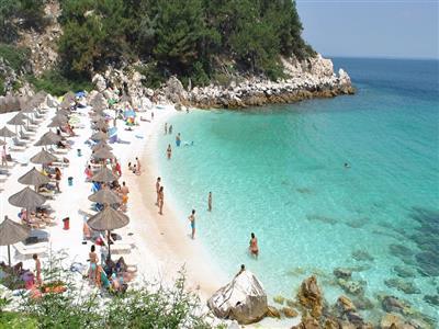 Thassos & Ammolofoi Plajı Turu