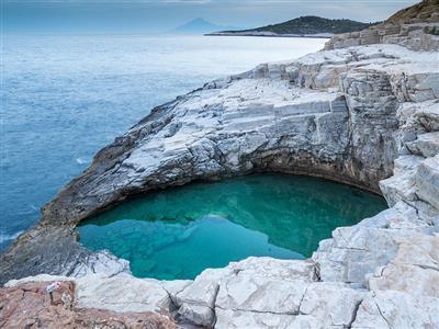 Halkidiki,Thassos, Ammalofoi Yüzme Turu 2 Gece Konaklamalı 3 Gün