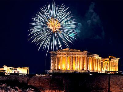 Yılbaşı Özel  Atina-Selanik-Kalambaka-Kavala Turu