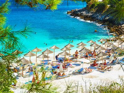 Bayramlarda Parga,Korfu, Paralia,Yanya, Thassos Turu