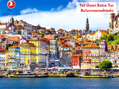 Portekiz, Güney İspanya, Endülüs Turu 8 Gün