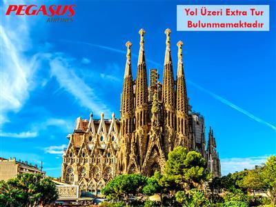Büyük İspanya Turu Barselona, Madrid, Granada, Sevilla