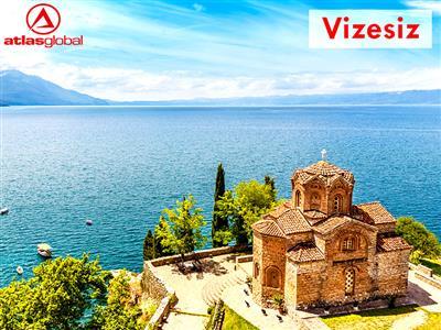 Uçak İle Vizesiz Büyük & Yeni Balkanlar 8 Gün