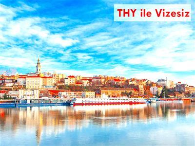 Vizesiz Büyük Balkan Turu Uçak İle