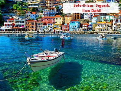 Yaz&Bayramda Salda, Çeşme, Alaçatı, Pamukkale, Foça, Ilıca Sığacık Yüzme Turu