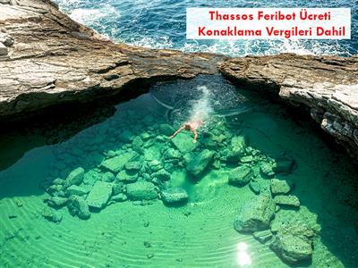 30 Ağustos Özel Thassos Adası, Ammalofoi, Fanari