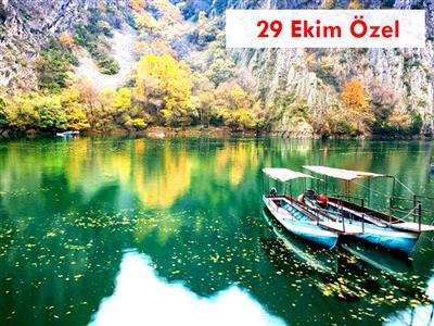 Cumhuriyet Bayramı Express Balkan Turu 2 Gece Konaklamalı