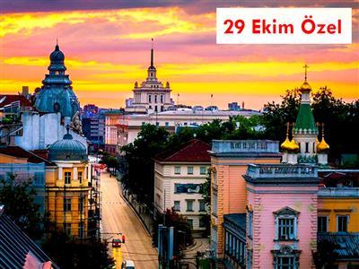 Cumhuriyet Bayramı Mini Balkan Turu 3 Gece