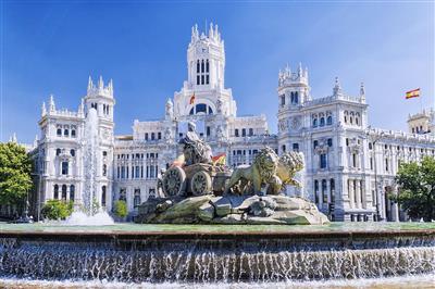 Barcelona Valencia Madrid