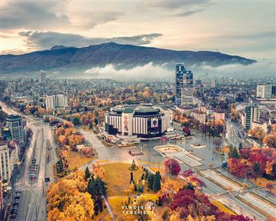 Konaklamalı Sofya & Plovdiv Eğlence & Alışveriş Turu