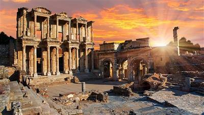 Egenin Antik Kentleri Efes Klazomenai Meryemana Evi Urla Çeşme Turu