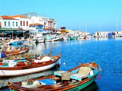Ege İncileri Yüzme Turu Urla,Çeşme,Alaçatı,Ilıca,İzmir,Foça'da Tekne Turu İmkanı ile Deniz Ve Yüzme